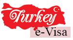 Turkey visa responsive logo